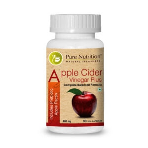 Apple Cider Vinegar Plus – 600mg