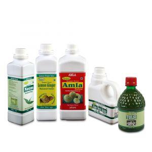 Juice-C - Pack of 5 Healthy Juices