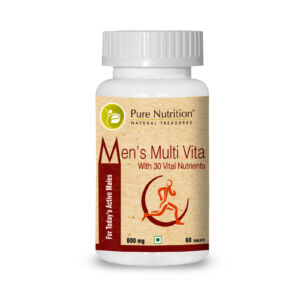 Men's Multi Vita – 800mg