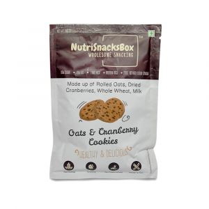 NSB-Oats & cranberry cookies-100gm