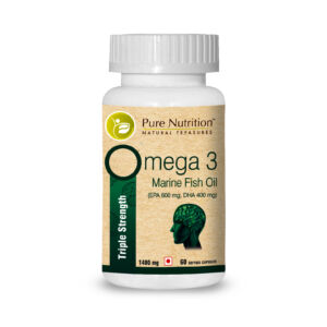 Omega 3 Marine Fish Oil-1400mg