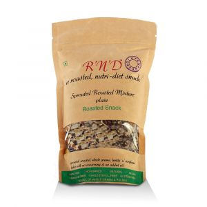 Sprouted Mixture Plain 125 gm - RND