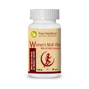 Women Multi Vita – 1250mg