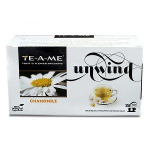 Chamomile Tea Online 25 Tea bags - TE-A-ME