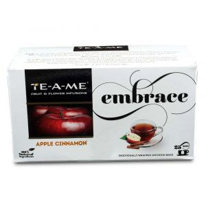 Cinnamon Apple Tea 25 Tea Bags - TE-A-ME