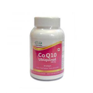 CoQ10 Ubiquinol - 30 Softgel Capsules - Liv-Bio