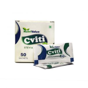 Stevia Sachets - 50 pcs - Cviti