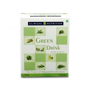 Green Drink 9 gm - Clinical Nutrition