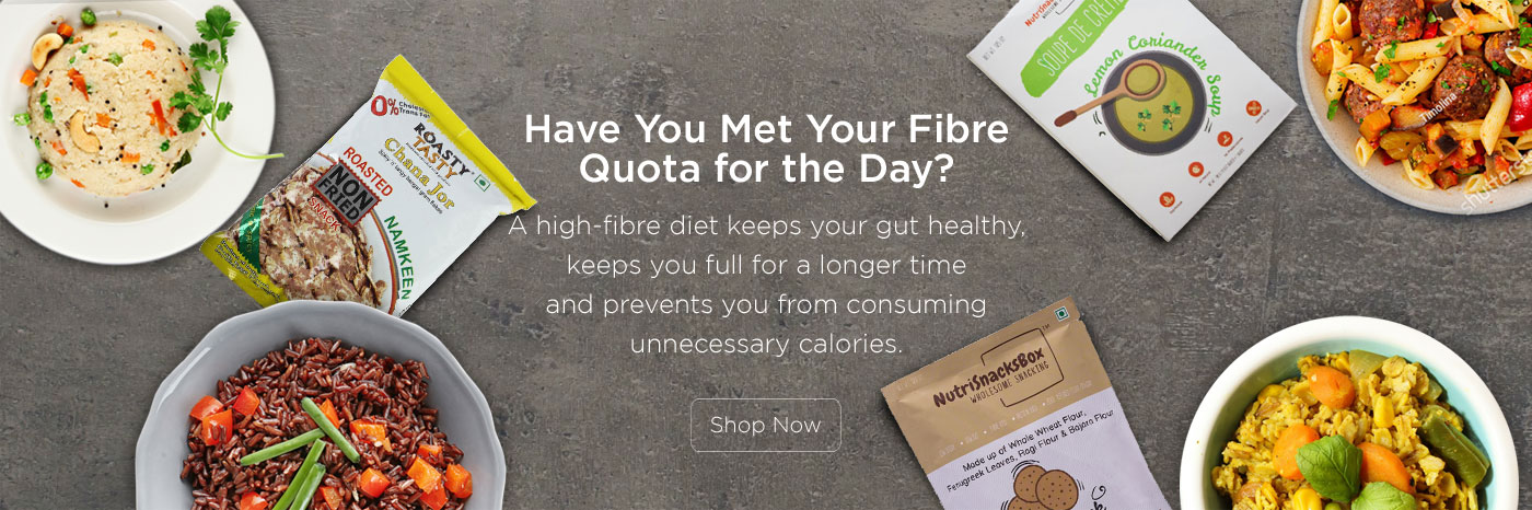 have you met your fibre Quota for the day