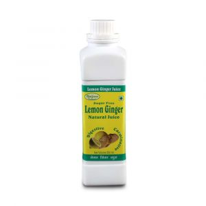 Lemon Ginger Juice 500 ml - BioGreen