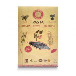 Quinoa Lentil - Tricolor Pasta (250g)