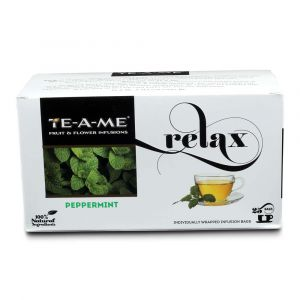 Peppermint Tea 25 tea bags - TE-A-ME