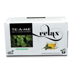 Peppermint Tea 25 tea bags - TE-A-ME