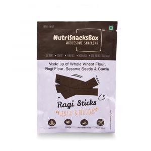 Ragi Sticks (100g) - NutriSnacksBox