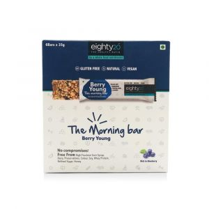 The Morning Bar- Berry Young (Blueberry)