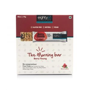 The Morning Bar- Berry Young (Cranberry)