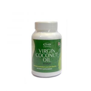 Virgin Coconut Oil Online- 60 Softgel Capsules - Liv-Bio