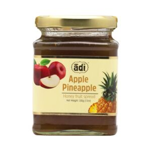 Apple Pineapple Honey Fruit Spread
