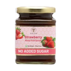 strawberry honey fruit spread