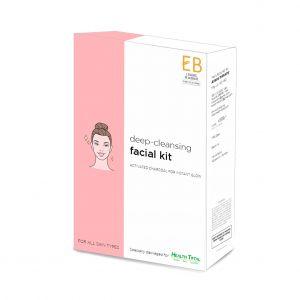 Deep cleansing facial kit